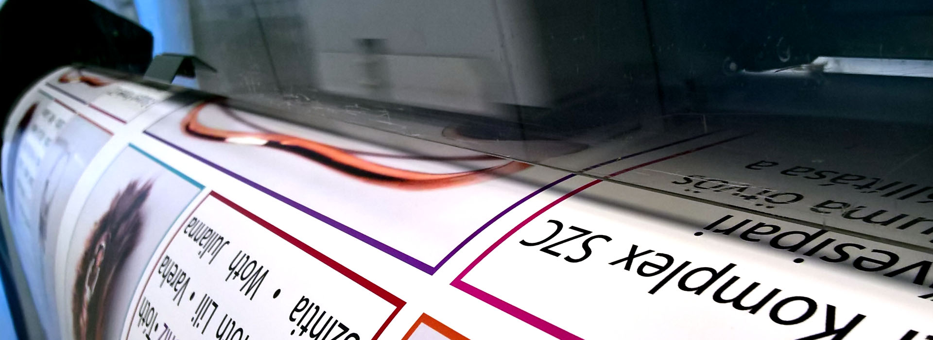 Nagyformátumú nyomtatás